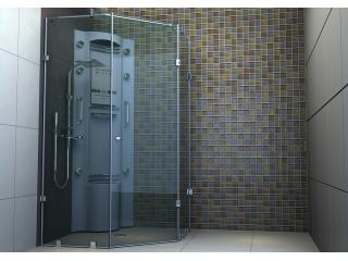 Скляна душова кабіна Julia Monte