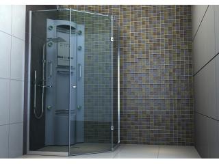 Скляна душова кабіна Julia Prof