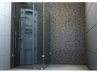 Скляна душова кабіна Francesca Monte