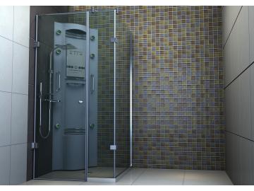 Скляна душова кабіна Francesca Prof