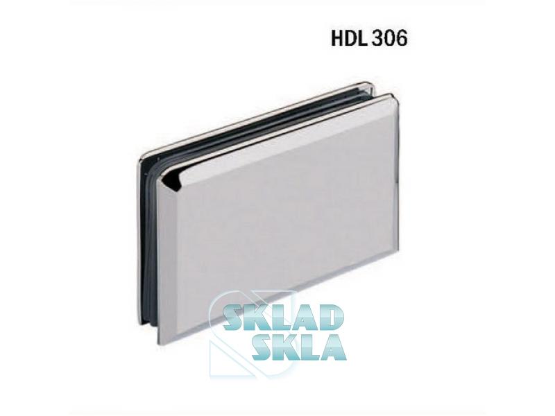 Петля душова скло-стіна HDL-306