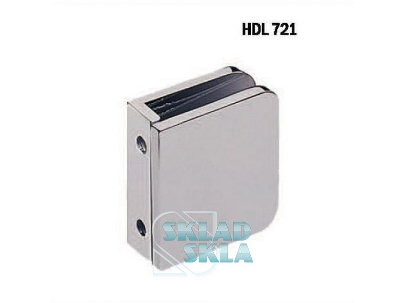 Конектор душовий скло-стіна HDL-721