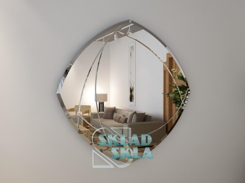 Дзеркало з гравіюванням Оracolo