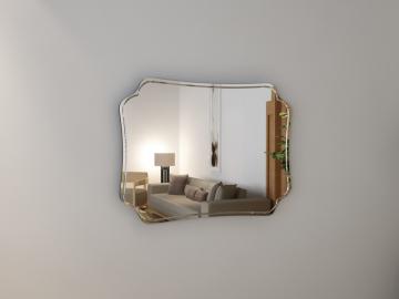 Дзеркало з гравіюванням Diretto