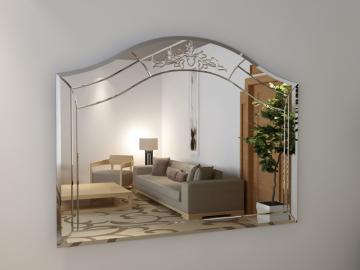 Дзеркало з гравіюванням Arco