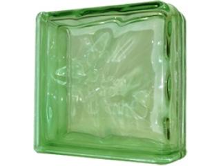 Торцевой стеклоблок GREEN 1908/W Double End