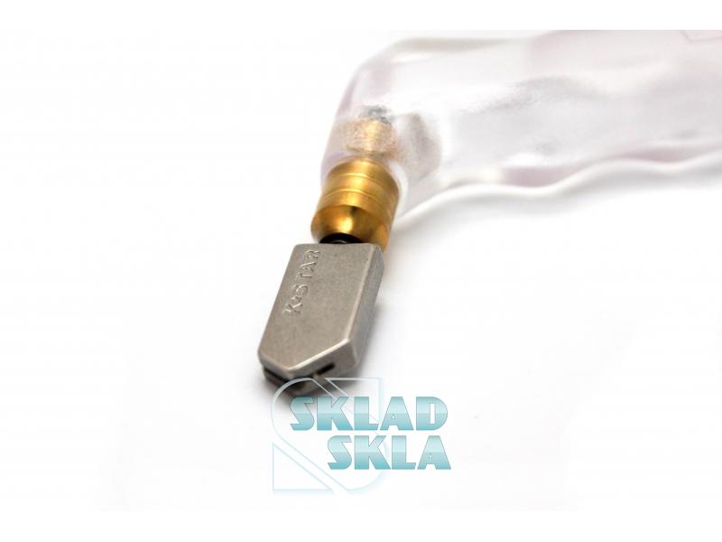 Стеклорез K-Star с автоматической подачей смазки, пластиковая ручка-пистолет (303А-В)