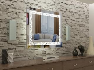 Зеркало с LED подсветкой Marmora