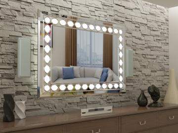Дзеркало з LED підсвіткою Oliveri