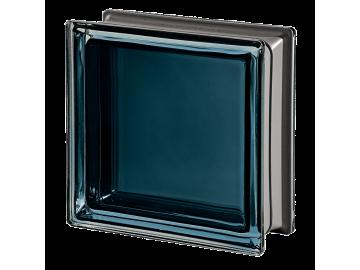 Кольоровий склоблок Q19 TMet black30%