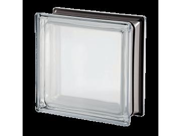 Кольоровий склоблок Q19 TMet white30%
