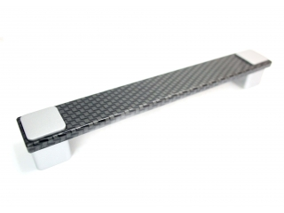 Мебельная ручка Poliplast 0096KUBIV9006