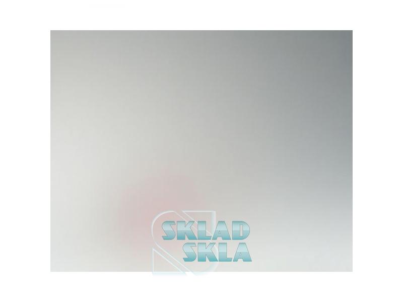 Скло Сатин білий 8 мм