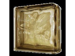 Торцевой стеклоблок Brown 1908/W Double End