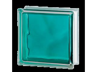 Склоблок кольоровий Brilly 1919/8 Wave Turquoise
