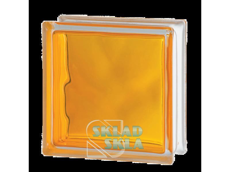 Склоблок кольоровий Brilly 1919/8 Wave Yellow