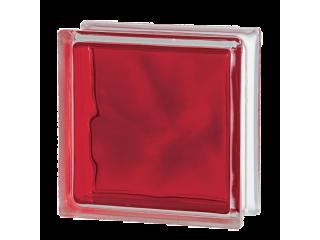 Склоблок кольоровий Brilly 1919/8 Wave Red