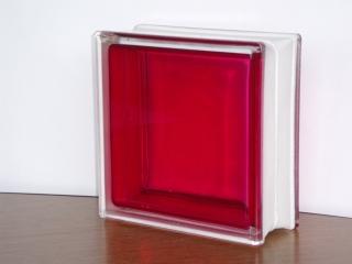 Цветной стеклоблок 1919/C ROSE