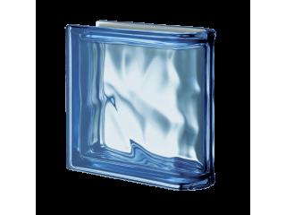 Торцевой стеклоблок BLU TER LINEARE O MET