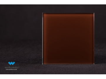 Lacobel Dark Brown