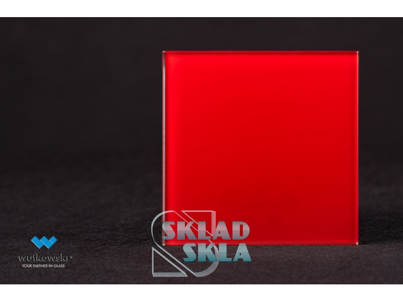 Lacobel Red Luminous