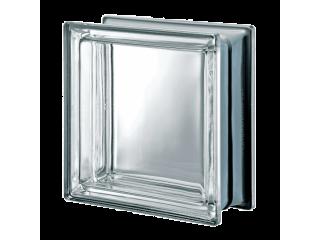 Цветной стеклоблок NEUTRO Q19 T MET