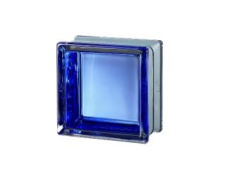 Стеклоблок FUTURISTIC BLUE