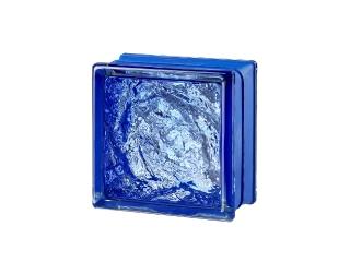 Стеклоблок SOPHISTICATED BLUE