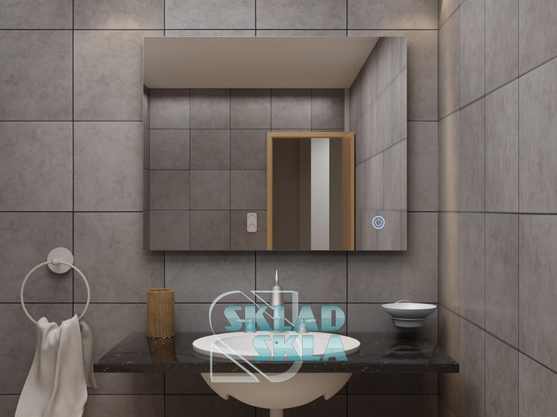 Дзеркало з LED підсвіткою Escada