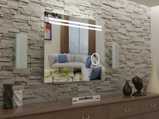 Зеркало с LED подсветкой Della